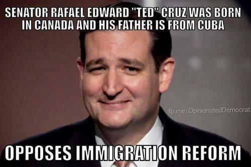 Post Shutdown, Cruz & Nativists May Threaten Immigration Reform | IMAGINE 2050