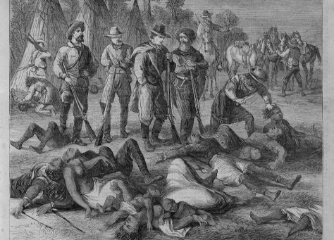 Genocide & The Thanksgiving Day Myth