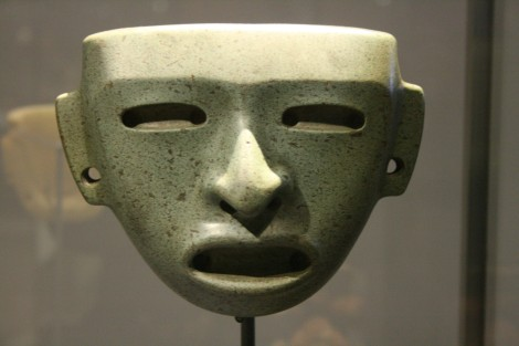 Electron Beam Points to Origins of Teotihuacan Stone Faces – Scientific American