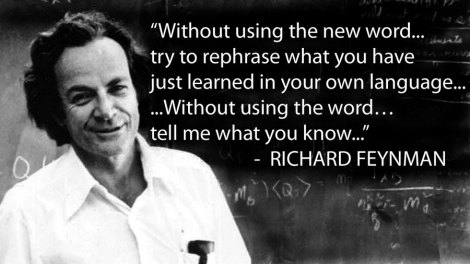How to Use the Feynman Technique to Identify Pseudoscience | BigThink