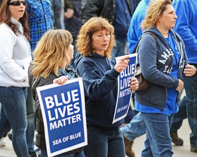 Is Blue Lives Matter a Racist Hate Group? | Alternet