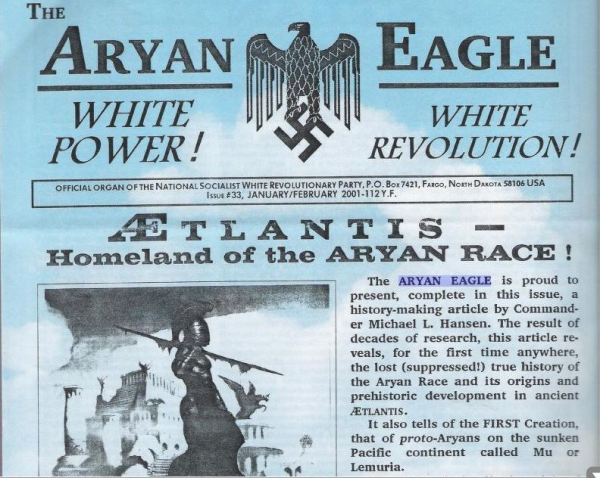 Aryan Eagle cover
